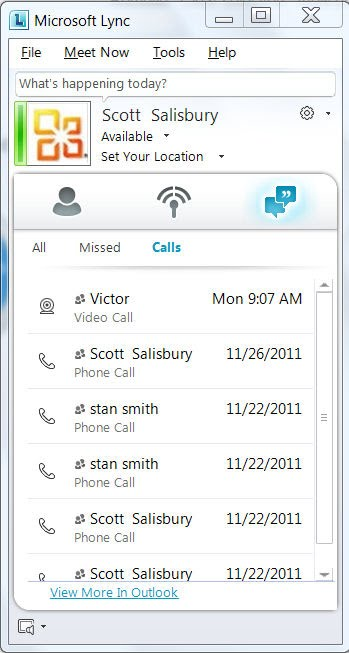 "Lync ""In the Cloud"""