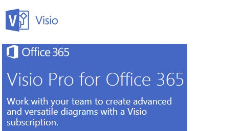 Visio Pro for Office 365 - Office 365 offerings 5thNK